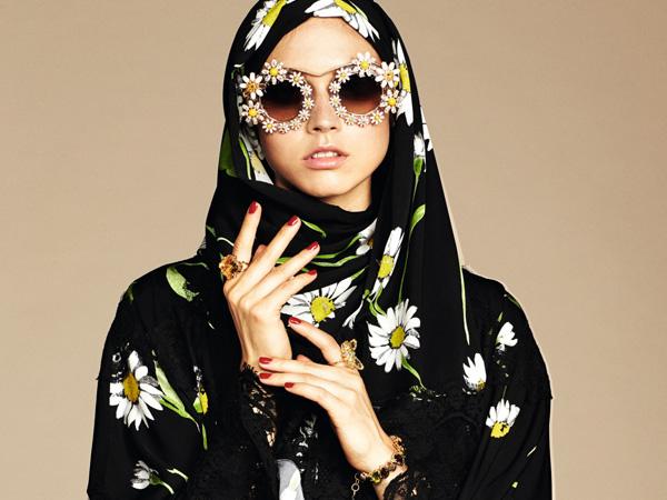 Rumah Mode Italia Dolce & Gabbana Luncurkan Koleksi Hijab Perdananya