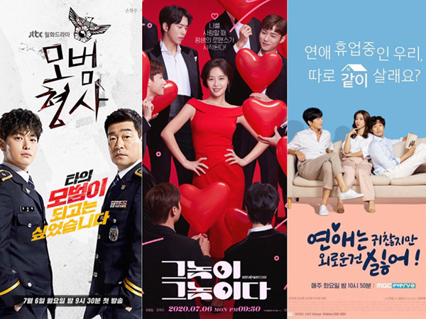 The Good Detective Pimpin Persaingan Rating Drakor Senin - Selasa