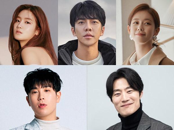 Sinopsis dan Detil Peran Lee Seung Gi Hingga P.O Block B di Drama tvN 'Mouse'