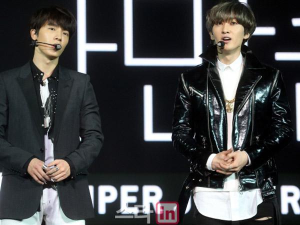 Wah, Donghae dan Eunhyuk Telah Siapkan Sub Unit D&E Sejak Usia 15 Tahun?