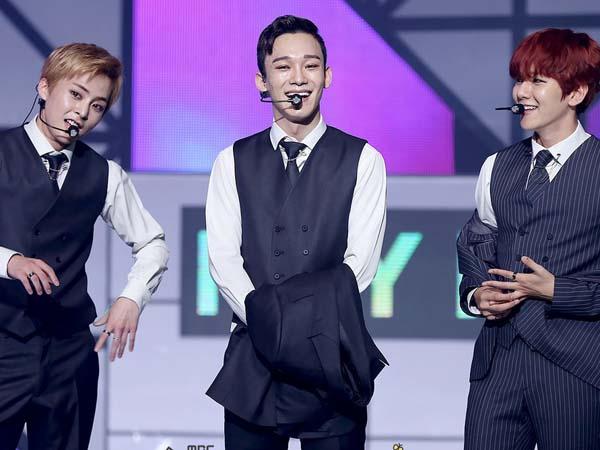 Sering Didapatkan, Pujian Apa yang Paling Difavoritkan Member EXO-CBX?