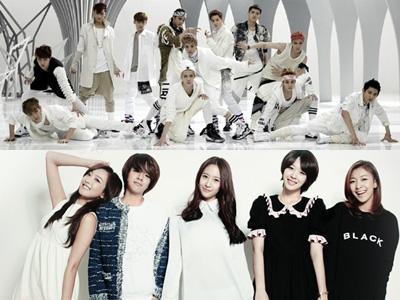 SM Entertainment Ungkap Jadwal Terbaru EXO dan Comeback f(x)