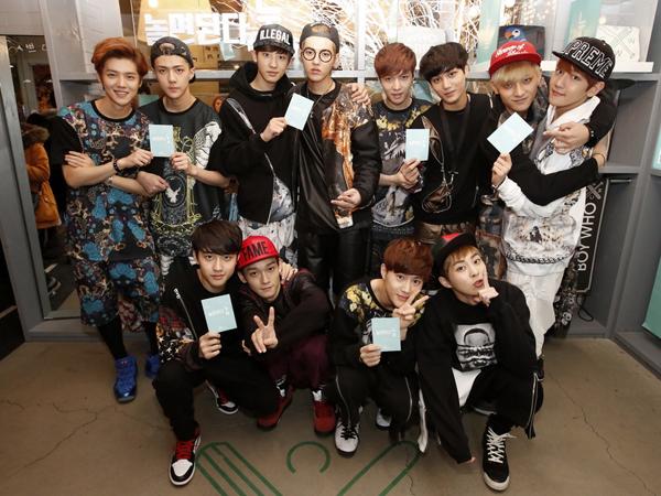 Wah, EXO Berikan Tur Keliling Asrama Mereka!
