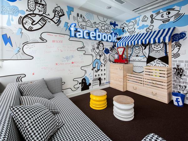 Berkunjung ke Kantor Facebook, di Mana Bos dan Karyawan Diperlakukan Sama!