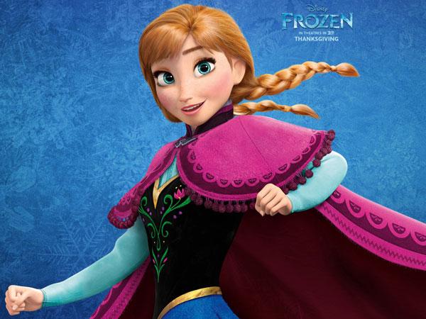 Aktris Korea Mana Yang Paling Cocok Perankan Karakter Anna 'Frozen'?