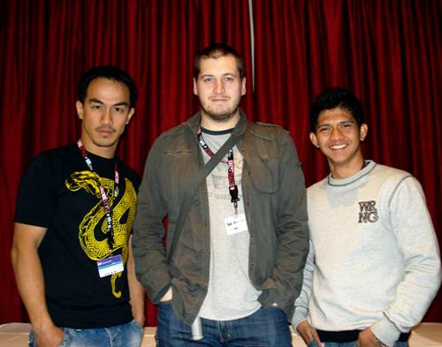 Gareth Evans: The Raid 100% Film Indonesia