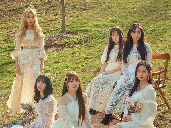 Lagu Comeback GFRIEND 'Sunrise' Dominasi Tangga Lagu Korea