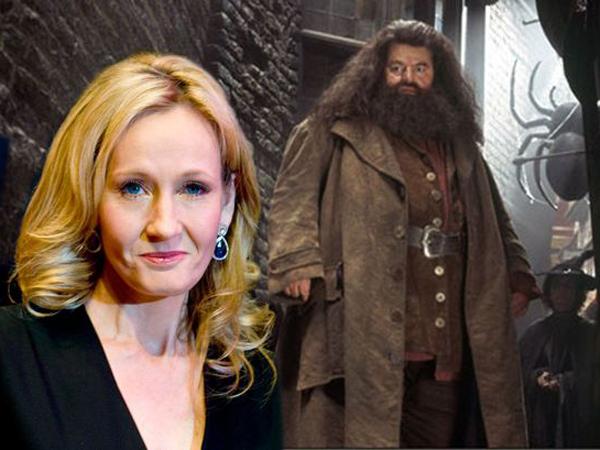 Susul Teori Dumbledore, JK. Rowling Kini Ungkapkan Fakta Menyedihkan Tentang Hagrid
