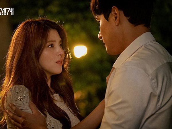 Han So Hee Ungkap Proses Syuting Adegan Mesra dengan Park Hae Joon
