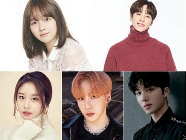 Aktris 'Parasite' Hingga Sederet Idola K-Pop Bakal Main Variety Drama Adaptasi Webtoon