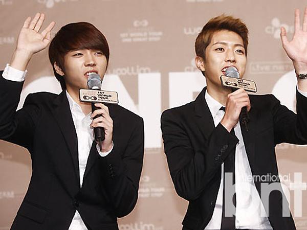 Duh, Penayangan Drama Terbaru Woohyun & Sungyeol Infinite Ditunda?