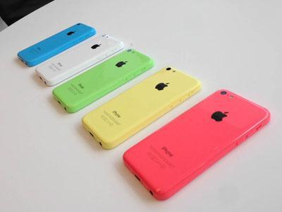 iPhone 5S dan 5C Segera Rilis di China