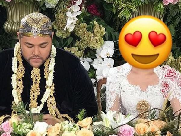 Heboh, Ivan Gunawan Sudah Resmi Menikah?