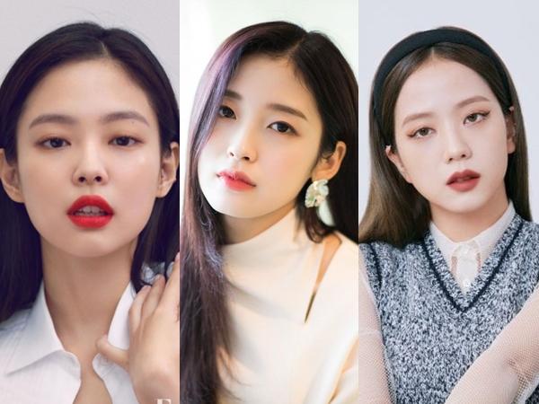 Daftar Terbaru Reputasi Brand Individual Girl Group Oktober 2020