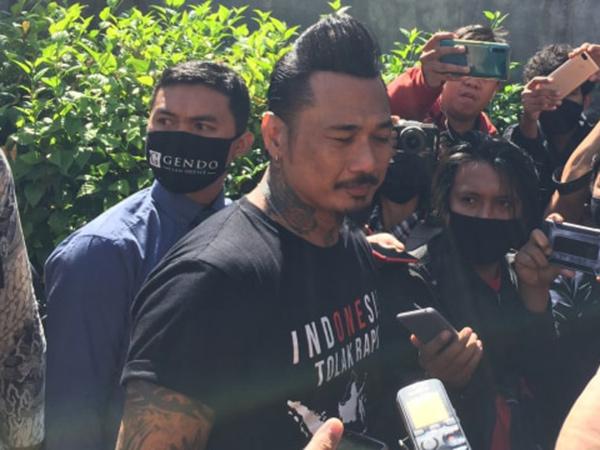 Jerinx Ditetapkan Tersangka, Terancam 5 Tahun Penjara