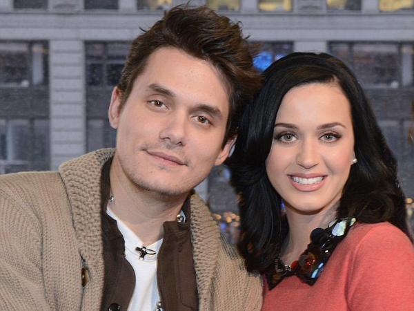 John Mayer Bantu Katy Perry Buat Lagu Balas Dendam untuk Taylor Swift?