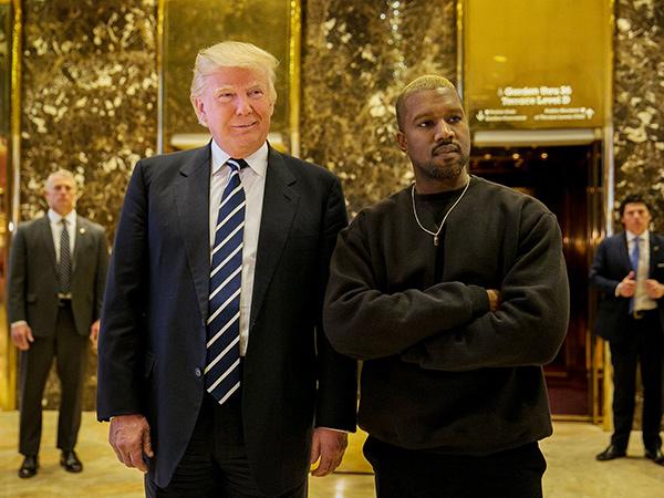 Kanye West Berhenti Jadi Pendukung Donald Trump