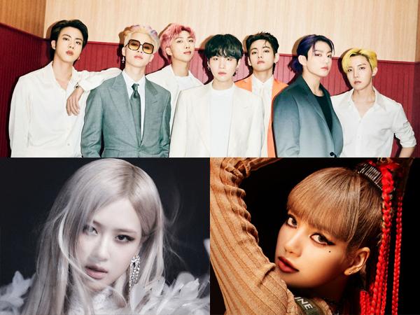 Daftar Lagu K-Pop Paling Banyak Didengar di Spotify 2021