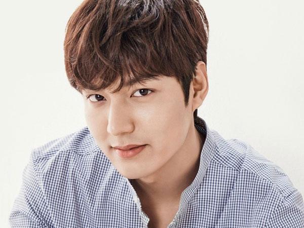 Comeback Akting Usai Wamil, Lee Min Ho Dipastikan Main Drama Baru Kim Eun Sook