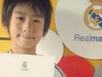 Wah, Real Madrid Kontak Pemain Jepang Berusia 9 Tahun!