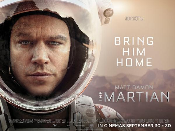 Rajai Box Office, 'The Martian' Bisa Bantu NASA Selidiki Kehidupan di Mars?