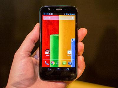 Moto G Segera Diluncurkan dalam Versi Google Play Edition