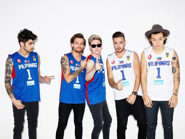 Jelang Konser di Filipina, Tes Narkotika untuk One Direction Dibatalkan?