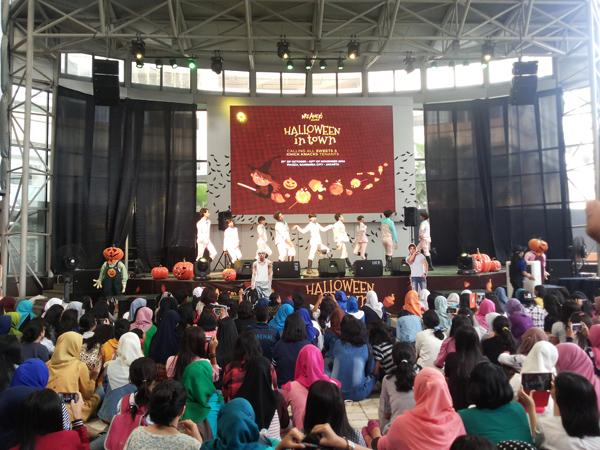 Wow, Hari Ketiga 'Dreamers Market Halloween In Town' Pecah dengan Teriakan Para K-popers!