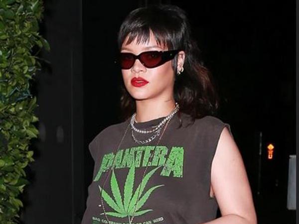 Rihanna Dirumorkan Bintangi 'Black Panther 2'