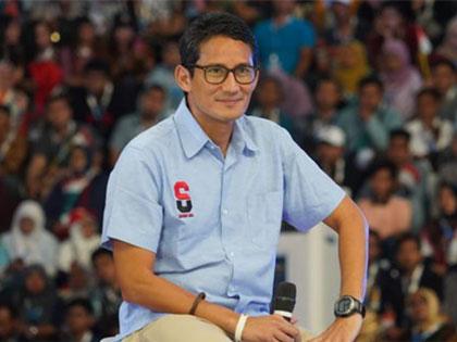 Sandiaga Maklum Ada Keluarga Uno yang Dukung Jokowi-Ma'ruf