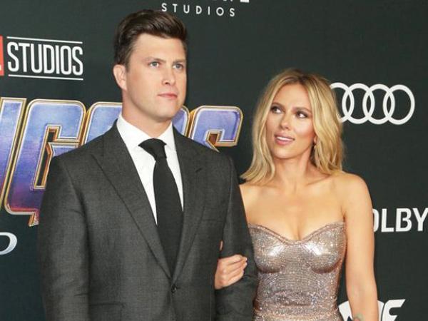2 Tahun Pacaran, Scarlett Johansson Resmi Bertunangan dengan Komedian