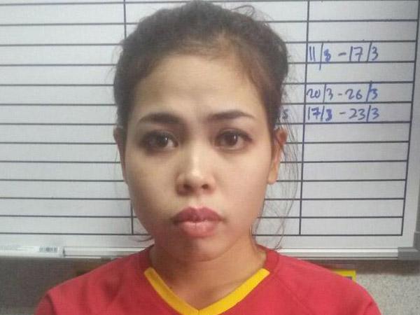 Diberi Akses oleh Malaysia, Ini Pengakuan Pelaku Siti Aisyah Terkait Pembunuhan Kim Jong Nam
