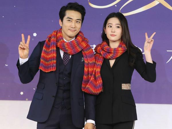 Song Seung Hun Dikonfirmasi Pacari Aktris Tiongkok Liu Yifei