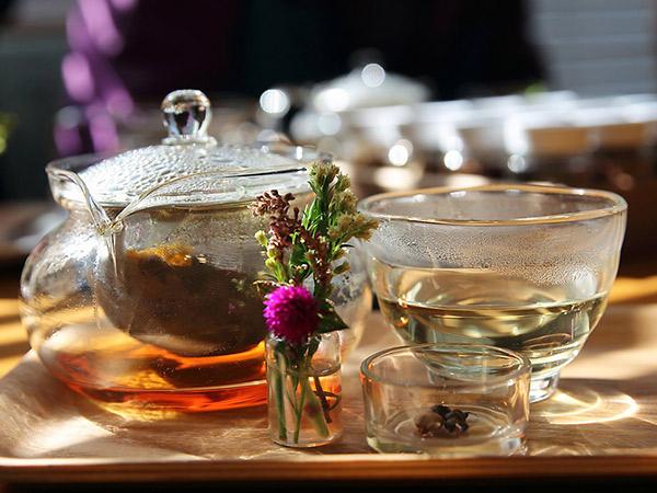 Liburan Sambil Lepas Stress dengan Nikmati Olahan Teh di Tea Therapy