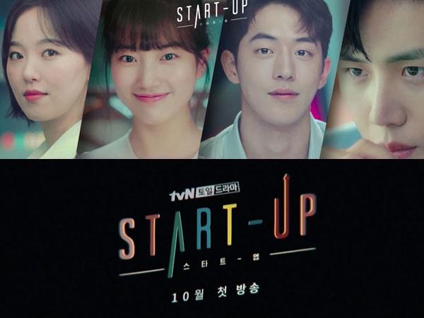Suzy, Nam Joo Hyuk, Kim Seon Ho, dan Kang Ha Na Unjuk Sisi Profesional di Teaser Drama Baru