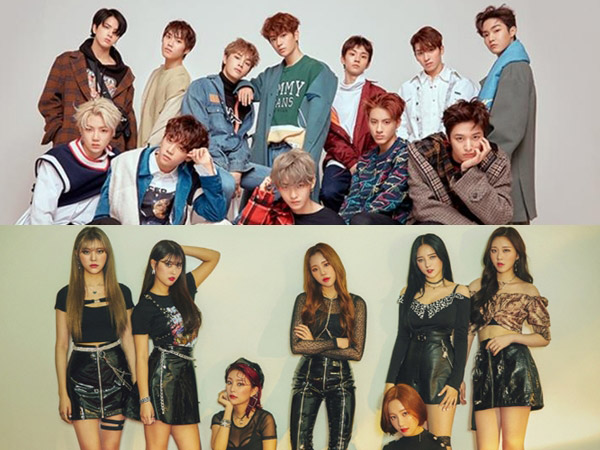 MOMOLAND dan The Boyz Masuk Line Up Konser Super K-Pop Festival Indonesia 2019