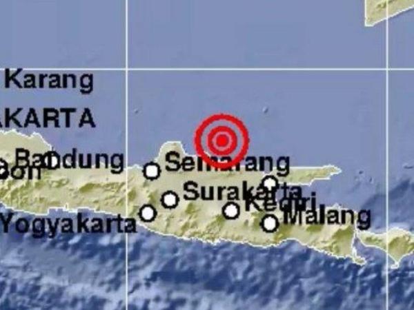 Gempa Dalam di Laut Jawa Dinilai Tidak Biasa Timbulkan Pertanyaan Bagi BMKG
