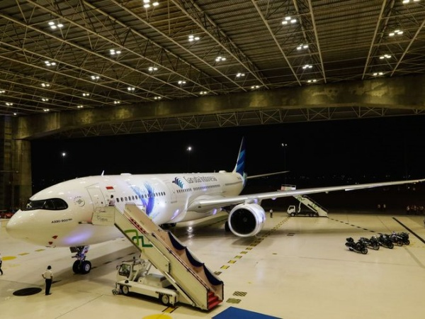 Kronologis Pesawat Garuda Angkut Onderdil Harley dan Brompton 'Ilegal' di Bagasi Pesawat Baru