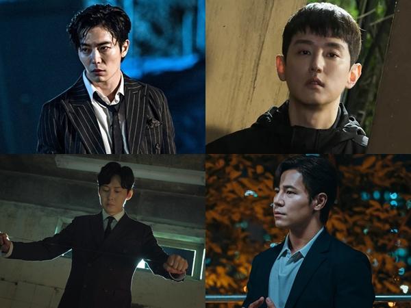 Deretan Karakter Penjahat di Drama Voice Dari Musim Pertama Hingga Empat
