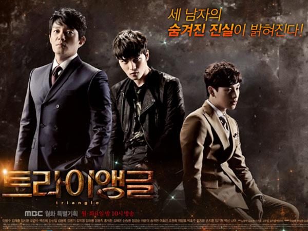 Wah, Drama 'Triangle' Lakukan Perpanjangan Episode?