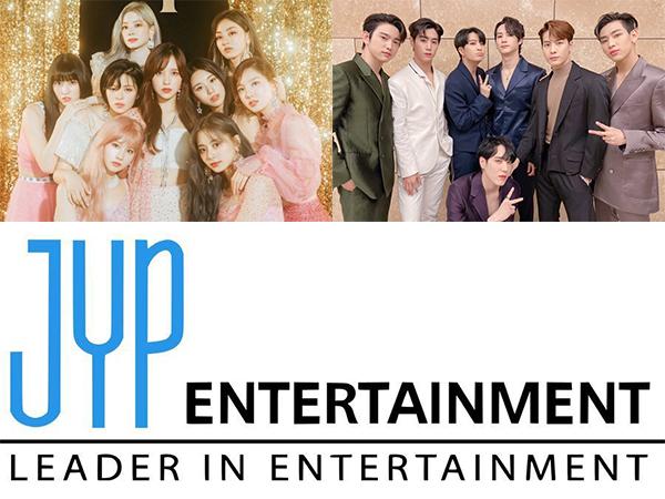 JYP Entertainment Umumkan Tunda Jadwal Fanmeeting TWICE dan Konser GOT7