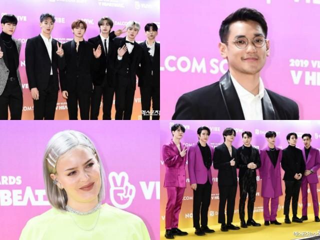 BTS Hingga Afgan, Inilah Daftar Lengkap Pemenang 2019 V Live Awards V HEARTBEAT