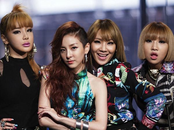 #10YearsWITH2NE1 Trending, Keempat Member Tulis Pesan Menyentuh untuk Fans