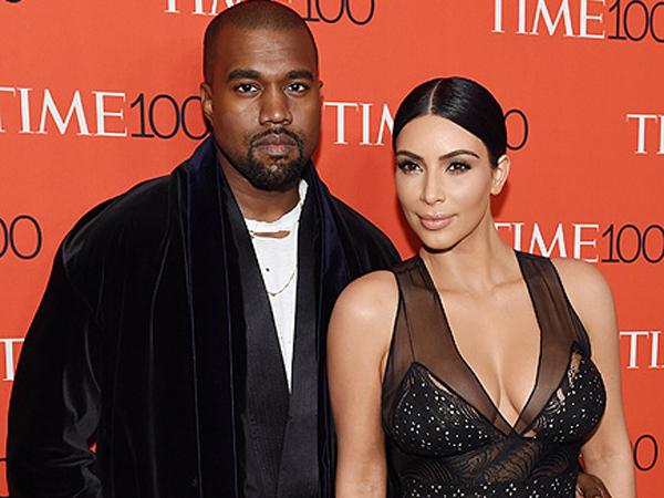Kim Kardashian dan Kanye West Akan Dituntut Karena Namai Putranya Saint West?