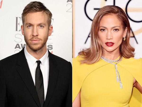 Dirumorkan Dekat dengan Banyak Wanita, Calvin Harris Diam-diam Pacari J.Lo?