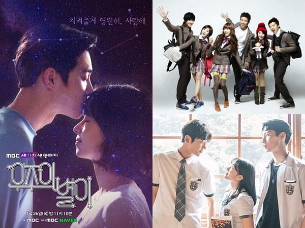 5 Drama Korea Terbaik yang Diperankan Idola K-Pop (Part 2)