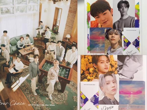 Beli Album SEVENTEEN, Fans Ini Dapat Photocard Taemin SHINee