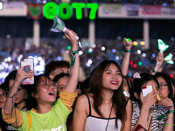 Fandom K-Pop Generasi Sekarang Dinilai Lebih Tertib