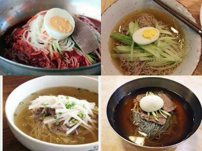 Inilah Berbagai Jenis Naengmyon, Mie Dingin Yang Populer Asal Korea!
