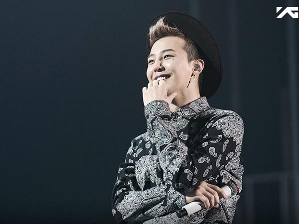 G-Dragon Dikonfirmasi Jadi Member Pertama Proyek Hip Hop YG Entertainment!
